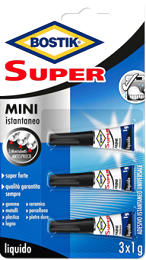 COLLA BOSTIK SUPER MINI 3XG.1