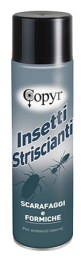 INSETT.SPRAY COPYR STRISC. 400