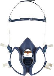 maschera antipolvere 3m 8835 ffp3 con valvola