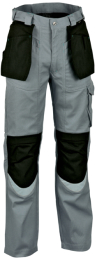 PANTALONI CARPENTER GRIGIO 46