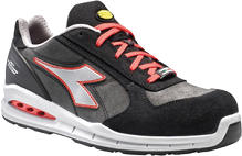 SCARPE D.S3 RUN NET SIL.RED 39