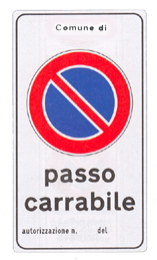 S.ALL.PASSO CARRAB.AUT.N.45X25